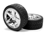 Part#: 41033 - 1/10 Premounted Tires -