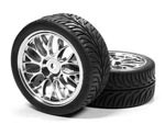 Part#: 41035 - 1/10 Premounted Tires -