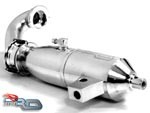 Part#: 62240 - One Piece Rear Exhaust Pipe Set For Fw05R W/Reinforced Stinger (Outlaw)