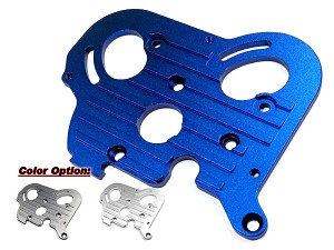 Part#: EMX-003 - Aluminum Motor Plate For Emaxx 3905