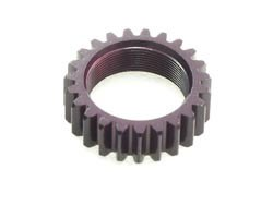 Part#: K1416 - Mongoose Hard Coated Aluminum Light 24T Clutch Gear