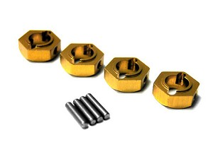Part#: MC2002 - Hex Wheel Nut