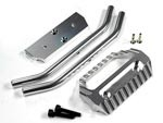 Part#: RV-057-1 - Aluminum Hd Front Bumper For Revo