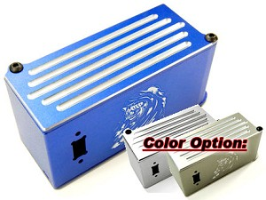 Part#: TMX-018 - Aluminum Battery Box For Tmaxx 2.5/3.3