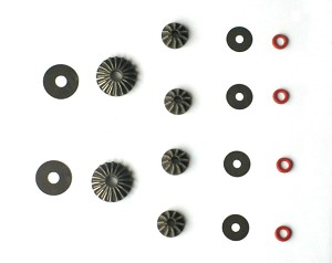 Part#: UG0020 - Diff. Gears