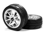 Part#: 41019 - 1/10 Premounted Tires -