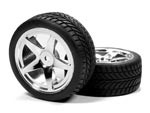 Part#: 41030 - 1/10 Premounted Tires -