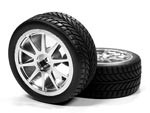 Part#: 41031 - 1/10 Premounted Tires -