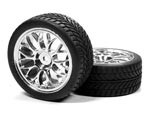 Part#: 41032 - 1/10 Premounted Tires -