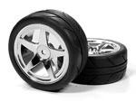 Part#: 41036 - 1/10 Premounted Tires -